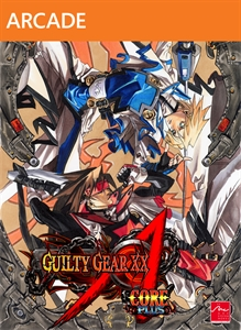 GUILTY GEAR XX ACORE PLUS
