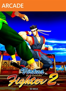 Virtua Fighter 2 BoxArt, Screenshots and Achievements