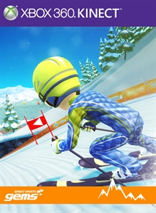 Kinect Sports Gems: Ski Race BoxArt, Screenshots and Achievements