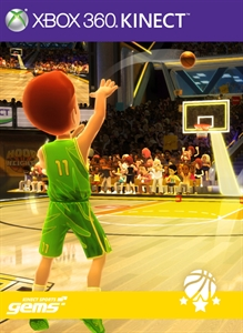 Kinect Sports Gems: 3 Point Contest BoxArt, Screenshots and Achievements