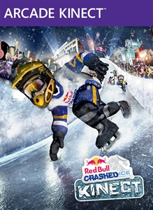 Red Bull Crashed Ice BoxArt, Screenshots and Achievements
