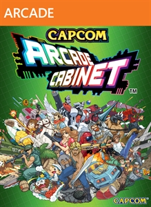Capcom Arcade Cabinet for Xbox 360