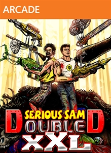 Serious Sam Double D XXL