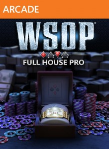 World Series of Poker: Full House Pro