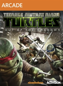 Teenage Mutant Ninja Turtles: Out of the Shadows  BoxArt, Screenshots and Achievements