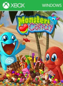 Monsters Love Candy (Win 8)