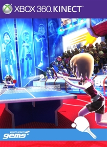 Kinect Sports Gems: Ping Pong BoxArt, Screenshots and Achievements
