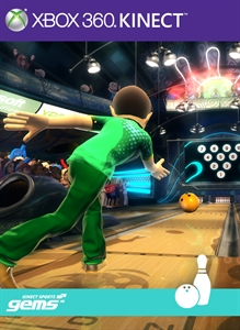 Kinect Sports Gems: 10 Frame Bowling BoxArt, Screenshots and Achievements