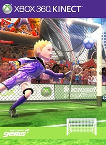 Kinect Sports Gems: Penalty Saver BoxArt, Screenshots and Achievements