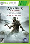 Assassin's Creed III - The Betrayal BoxArt, Screenshots and Achievements