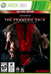 Metal Gear Solid V: The Phantom Pain BoxArt, Screenshots and Achievements