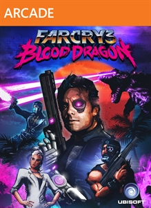 Far Cry 3: Blood Dragon for Xbox 360