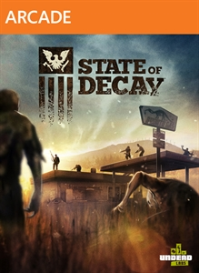 State of Decay for Xbox 360