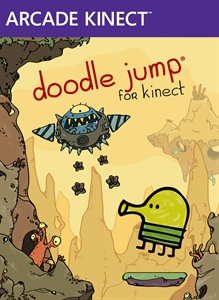 Doodle Jump Kinect BoxArt, Screenshots and Achievements