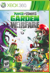 Plants vs Zombies: Garden Warfare BoxArt, Screenshots and Achievements
