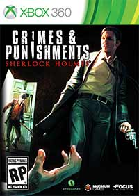 Sherlock Holmes: Crimes & Punishments BoxArt, Screenshots and Achievements