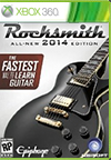 Rocksmith 2014 Edition BoxArt, Screenshots and Achievements