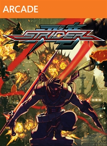 Strider BoxArt, Screenshots and Achievements