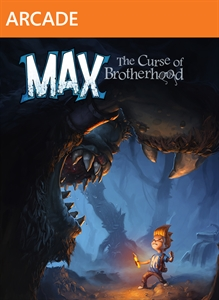 Max: The Curse of Brotherhood BoxArt, Screenshots and Achievements