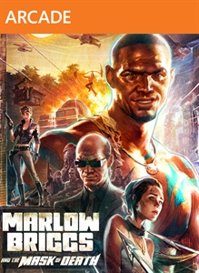 Marlow Briggs and the Mask of Death for Xbox 360