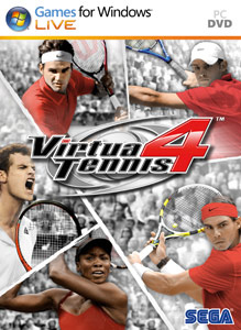Virtua Tennis 4 (PC) BoxArt, Screenshots and Achievements
