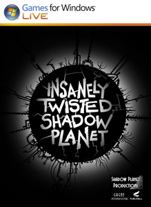 Insanely Twisted Shadow Planet (PC) BoxArt, Screenshots and Achievements