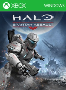 Halo: Spartan Assault BoxArt, Screenshots and Achievements