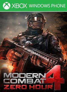 Modern Combat 4: Zero Hour BoxArt, Screenshots and Achievements