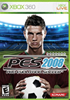 PES 2008 BoxArt, Screenshots and Achievements