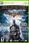 Batman: Arkham Asylum (GOTY) BoxArt, Screenshots and Achievements