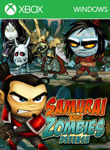Samurai vs Zombies BoxArt, Screenshots and Achievements