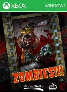 Zombies!!! BoxArt, Screenshots and Achievements