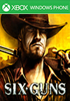 Six-Guns for Xbox 360