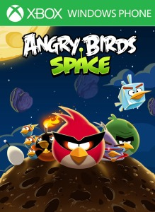 Angry Birds Space (WP) BoxArt, Screenshots and Achievements