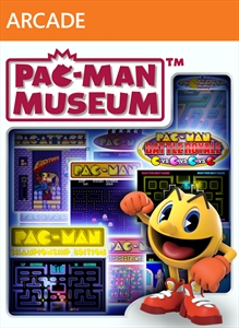PAC-MAN MUSUEM BoxArt, Screenshots and Achievements