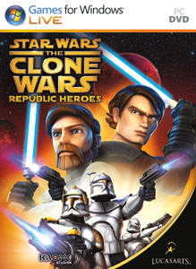 Star Wars The Clone Wars: Republic Heroes BoxArt, Screenshots and Achievements