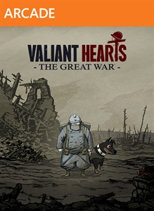 Valiant Hearts: The Great War BoxArt, Screenshots and Achievements