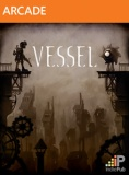 Vessel BoxArt, Screenshots and Achievements