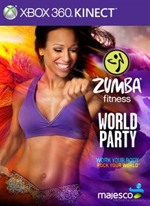 Zumba World Party BoxArt, Screenshots and Achievements