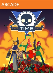 Super Time Force BoxArt, Screenshots and Achievements