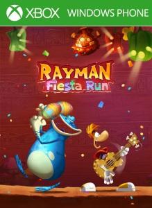 Rayman Fiesta Run BoxArt, Screenshots and Achievements