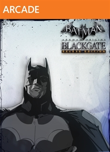 Batman: Arkham Origins Blackgate - Deluxe Edition BoxArt, Screenshots and Achievements