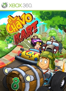 El Chavo Kart BoxArt, Screenshots and Achievements