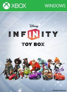Disney Infinity: Toy Box BoxArt, Screenshots and Achievements