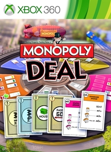 Monopoly Deal for Xbox 360