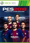 PES 2018 BoxArt, Screenshots and Achievements