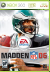 Madden NFL 06 Cover Image