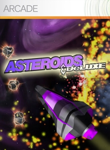Asteroids Deluxe BoxArt, Screenshots and Achievements