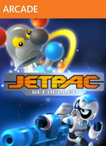 Jetpac Refuelled for Xbox 360