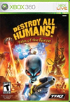 Destroy All Humans! Path of the Furon BoxArt, Screenshots and Achievements